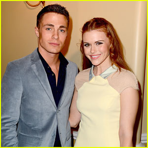 Colton Haynes & Holland Roden Beat The Odds