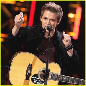 Hunter Hayes: Best New Artist Nominee at 2013 Grammys!