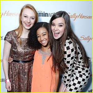 Jacqueline Emerson &#038; Amandla Stenberg: Hailee Steinfeld's Sweet 16!