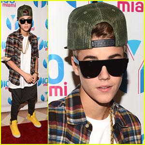 Justin Bieber Talks Grammy Snub