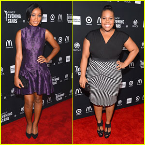 Keke Palmer: 'An Evening With the Stars' with Amber Riley