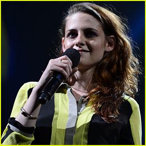 Kristen Stewart: 12-12-12 Concert for Sandy Relief!