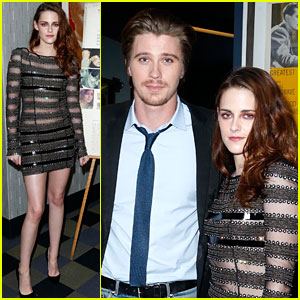 Kristen Stewart: 'On the Road' Screening in New York City!