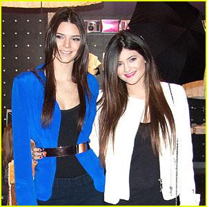 Kendall & Kylie Jenner Cause 'Khaos' In Vegas