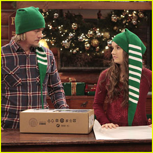 Kaitlyn Dever & Christoph Sanders: Christmas Wrappers