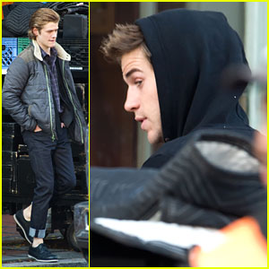 Liam Hemsworth & Lucas Till: 'Paranoia' People