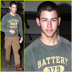 Nick Jonas: Movie Man