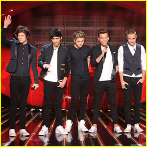 One Direction - 'Kiss You' Performance on 'X Factor' - WATCH NOW!