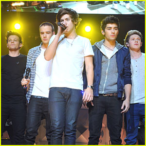 One Direction: Z100 Jingle Ball 2012!