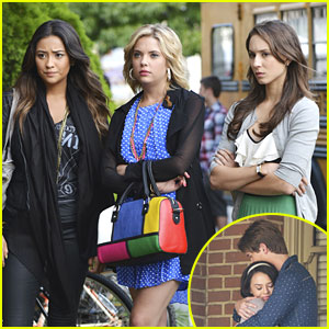 'Pretty Little Liars': Mona Returns in the Winter Premiere!