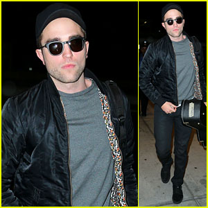 Robert Pattinson: Goodbye New York City!