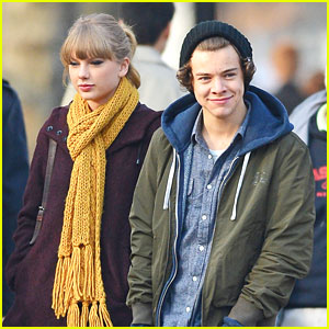 Taylor Swift & Harry Styles: Central Park Zoo!
