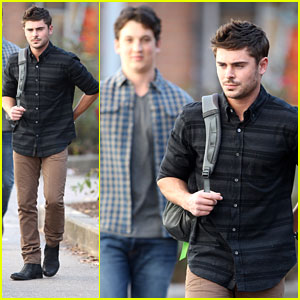 Zac Efron: 'Are We Officially Dating?' Starts Filming