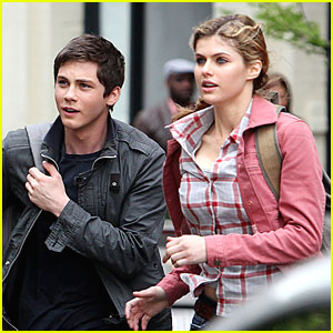 Alexandra Daddario: 'A Lot of Changes' in Percy Jackson: Sea of Monsters