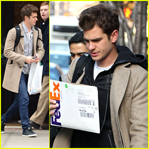 Andrew Garfield: 'Amazing Spider-Man' Sequel Starts Soon