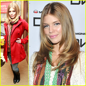 AnnaLynne McCord: Sears Lounge at Sundance 2013