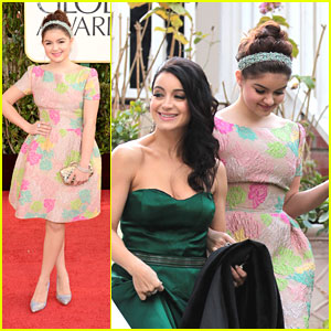 Ariel Winter: Golden Globe Awards 2013