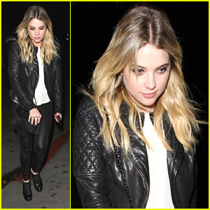 Ashley Benson: New 'Pretty Little Liars' Tonight!