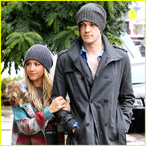Ashley Tisdale: Furniture Shopping with Christopher French