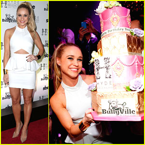 Becca Tobin: 27th Birthday Bash in Vegas!