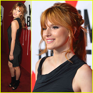 Bella Thorne: 'Warm Bodies' Premiere