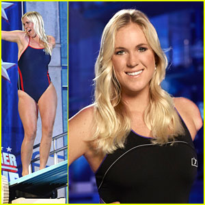 Bethany Hamilton Takes The 'High Dive'