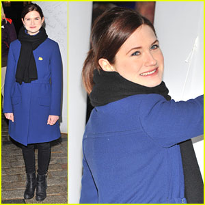 Bonnie Wright: Enough Food If... Campaign Launch