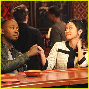 Brenda Song on 'New Girl' -- FIRST LOOK!
