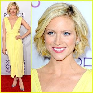 Brittany Snow: People's Choice Awards 2013