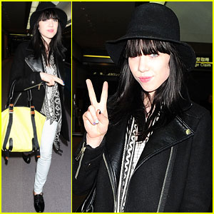 Carly Rae Jepsen: My 5 Favorite Pop Songs Ever!