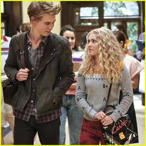 AnnaSophia Robb: 'Carrie Diaries' Episode #2 Sneak Peek!