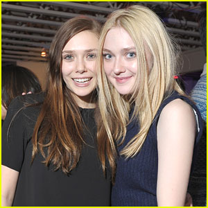 Dakota Fanning &#038; Elizabeth Olsen: 'Very Good Girls' Portraits at Sundance 2013