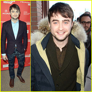 Daniel Radcliffe: 'Kill Your Darlings' Premiere at Sundance 2013