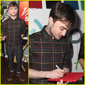 Daniel Radcliffe: Variety Studio at Sundance 2013
