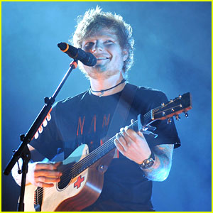 Ed Sheeran Will 'Play It Forward'