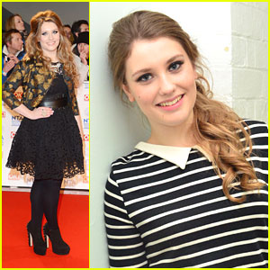 Ella Henderson: National Television Awards 2013