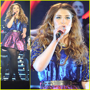 Ella Henderson: X Factor UK Tour Opening Night!