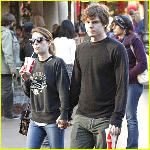 Emma Roberts & Evan Peters: Coca-Cola Couple