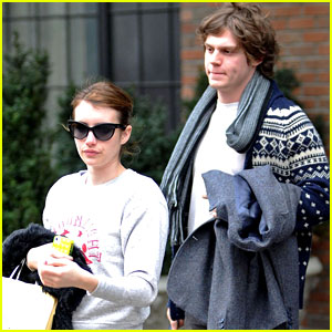 Emma Roberts & Evan Peters: NYC Couple!