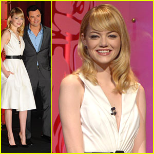 Emma Stone: Oscar Nominations Are Out!