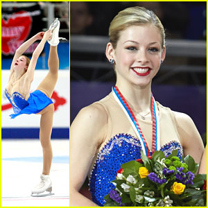 Face To Watch Out For: Gracie Gold!