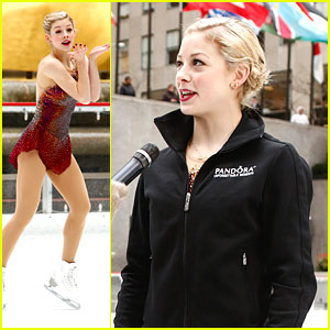 Gracie Gold: 'Today Show' Skater