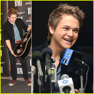 Hunter Hayes: 'Wanted' #1 Party