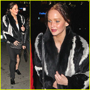 Jennifer Lawrence: Chateau Marmont Night Out