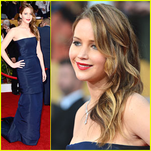 Jennifer Lawrence: SAG Awards 2013