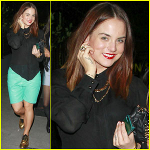 JoJo: Girls Night Out in Hollywood!