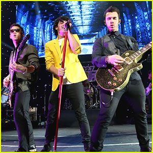 Jonas Brothers Add Dates To South American Tour 2013!