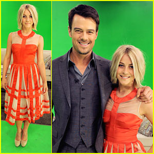 Julianne Hough: 'Safe Haven' Fathom Event!