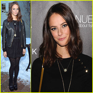 Kaya Scodelario: 'Emanuel & The Truth About Fishes' Premiere at Sundance 2013