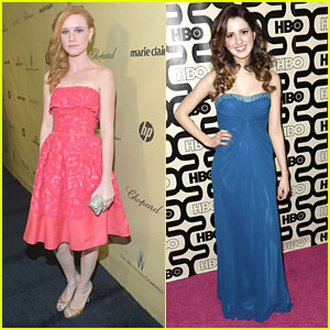 Laura Marano & Madisen Beaty: Golden Globe After Parties 2013